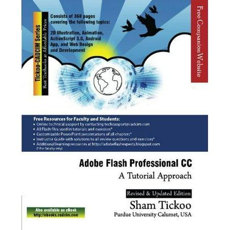 Adobe Flash Professional Cc  A Tutorial Approach