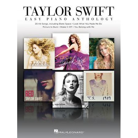 Taylor Swift - Easy Piano Anthology - Taylor Swift Wig