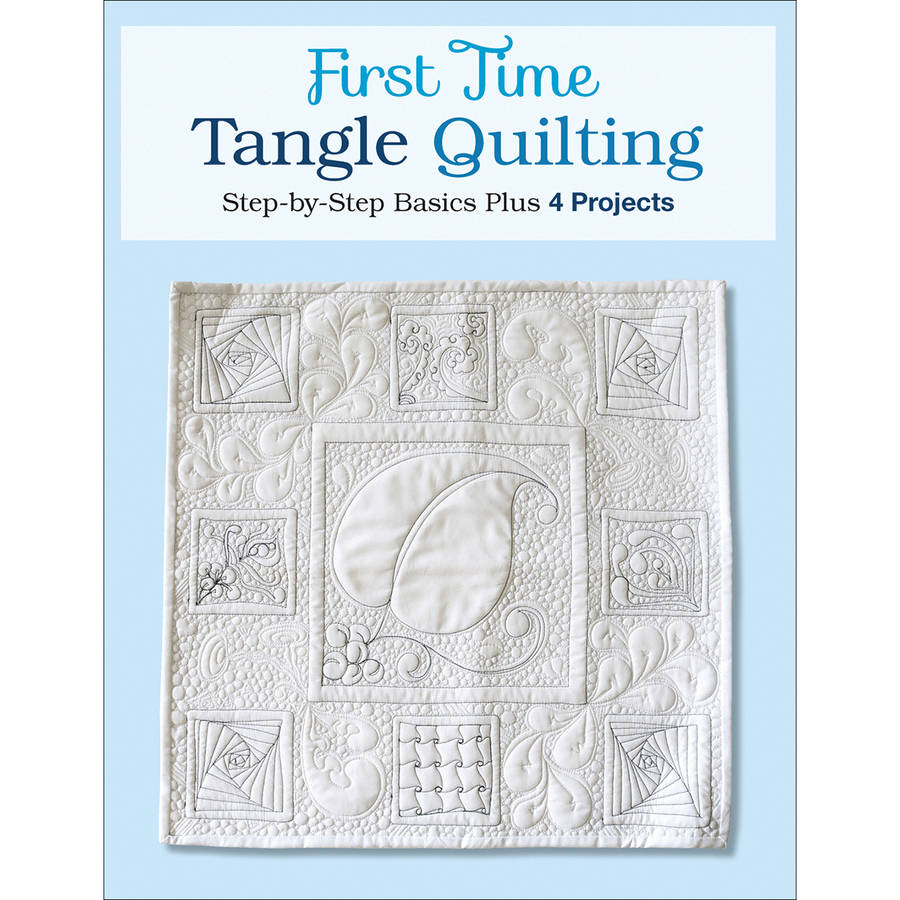 Creative Publishing International-First Time Tangle Quilting