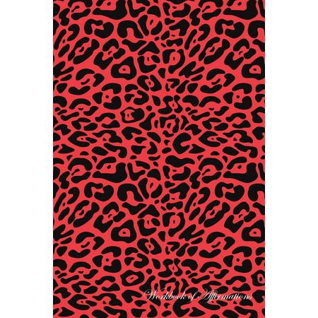 Food Scrapbook - Leopard Skin Workbook of Affirmations Leopard Skin Workbook of Affirmations: Bullet Journal, Food Diary, Recipe Notebook, Planner, To Do List, Scrapbook, Academic Notepad (Paperback)