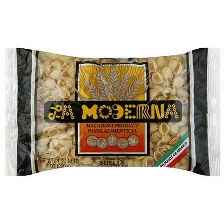 La Moderna Shells Pasta  7 Oz   Pack Of 20