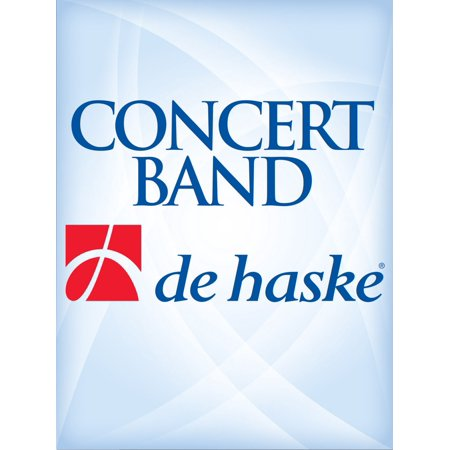 Gr2 Cd - De Haske Music The Syncopated Band Parade Sc Only  Gr2 Concert Band