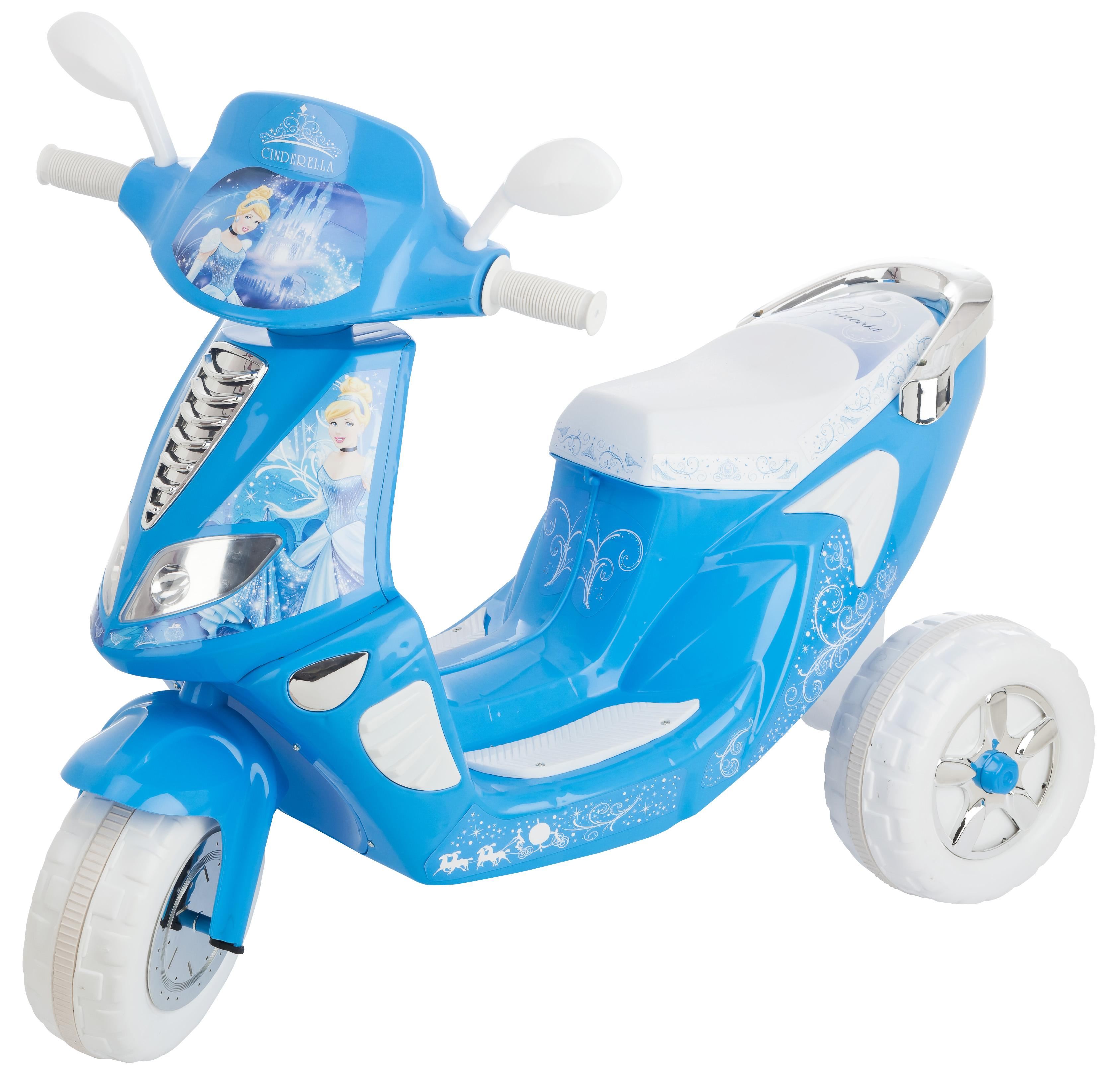 Kid Trax 6V Cinderella Scooter