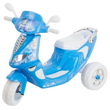 Kid Trax 6V Cinderella Scooter - Diy Cinderella Carriage