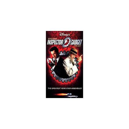 INSPECTOR GADGET (1) Walt Disney VHS Clamshell 15802