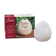 SCENT SHOP - Mosquito Deterrent, Patio Egg Diffuser & 4-oz. Oil