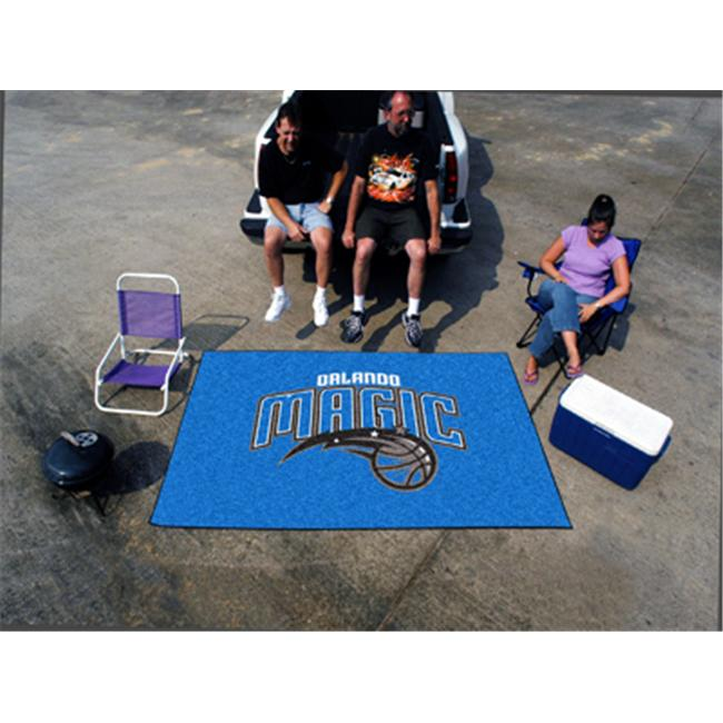 FANMATS 9364 Orlando Magic Ulti-Mat 60 in.96 in.