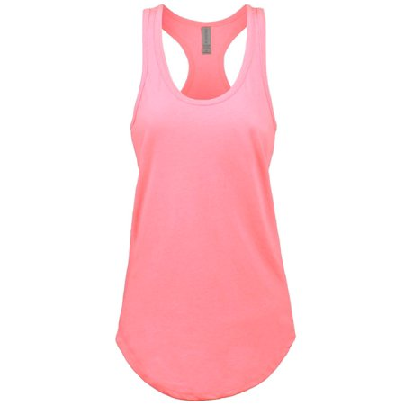 Womens RACERBACK TANK TOP Sleeveless Top