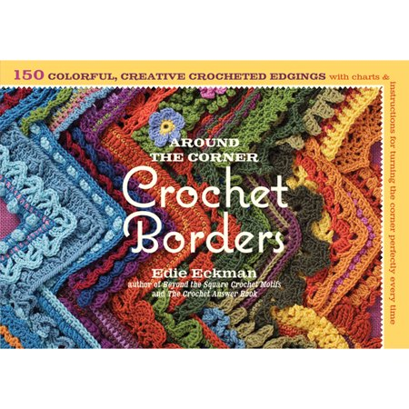Crochet Tailored Split Corner Bedskirt - Storey Publishing Around The Corner Crochet Borders