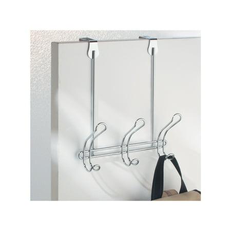 Interdesign Over Door Rack 3 Hook Chrome