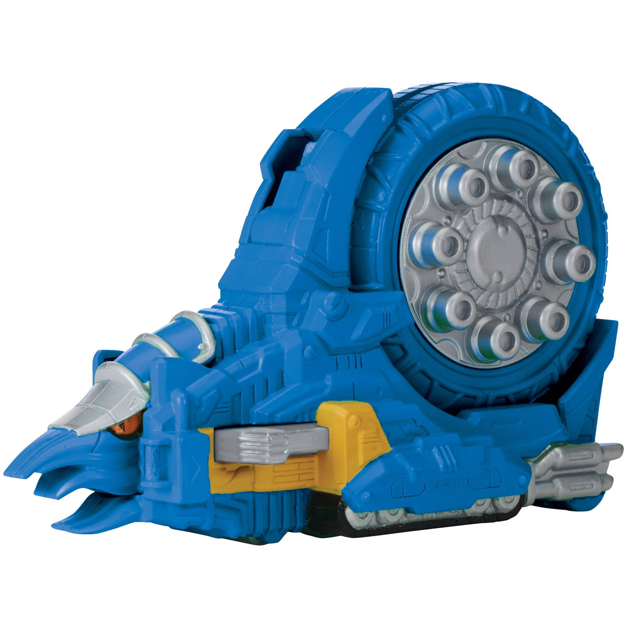 Power Rangers Dino Super Charge Ammonite Zord with Charger by Bandai America