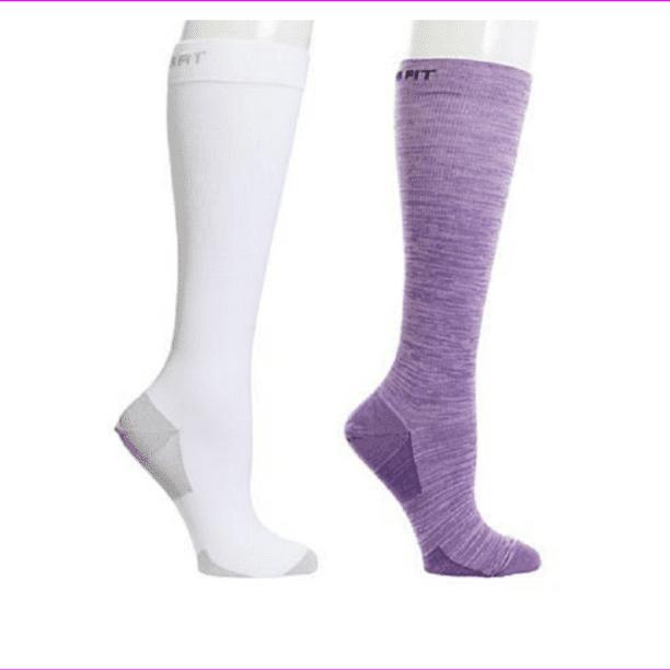 Copper Fit Nude Beige Knee-High Compression Socks Unisex XXL//XXXL NEW