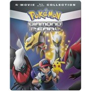 Pokemon Diamond And Pearl Movie 4-pack (Blu-ray) by WARNER HOME VIDEO