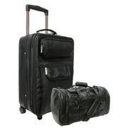 AmeriLeather 2 Piece Luggage Set