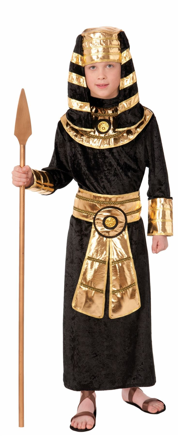 Pharoah Egyptian Costume Boys M  sc 1 st  Walmart & Pharoah Egyptian Costume Boys M - Walmart.com