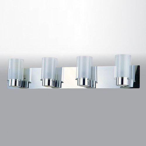 Bathroom Lights Essex dvp9044 4 light essex bathroom light - walmart
