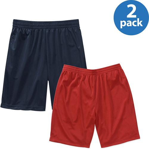 Starter Men's Active Short, 2 pack