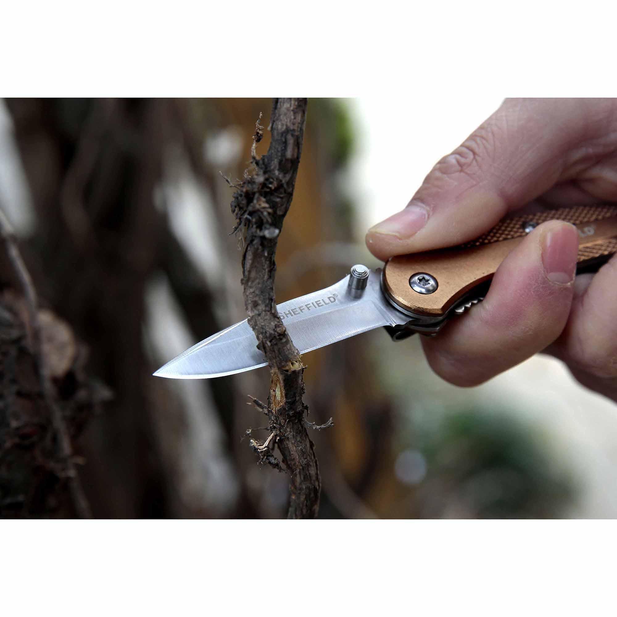 Sheffield Knives Camo