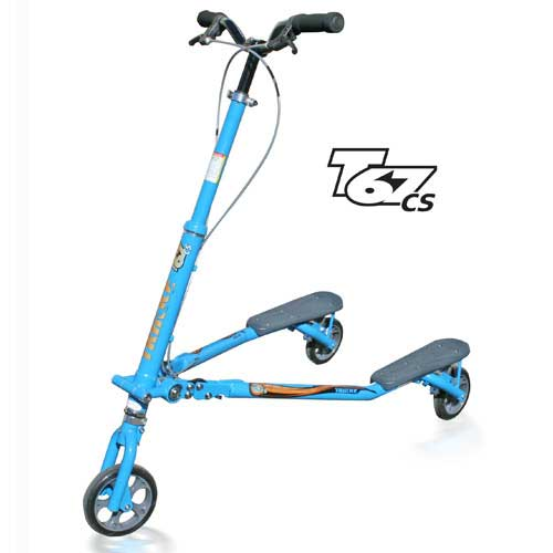 Trikke Tech T67CS-BLUE by Trikke