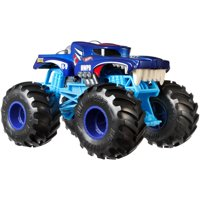 Hot Wheels Monster Trucks 1:24 Scale Hotweiler Vehicle