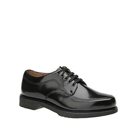 Work America Mens Black Service Oxford Soft toe Lace Up Safety - image 2 of 2