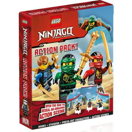 Lego Ninjago Action Pack