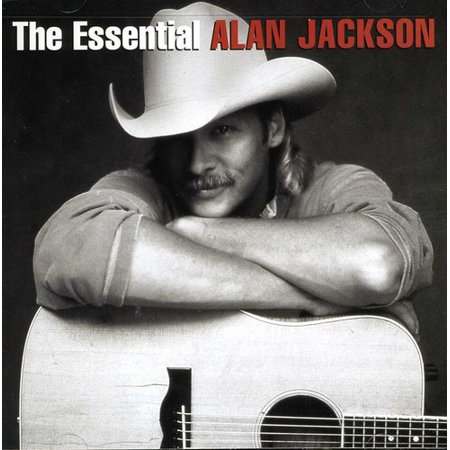 The Essential Alan Jackson (CD)