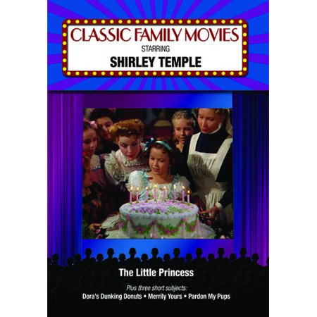 Classic Family Movies: Shirley Temple Collection (DVD) (Classic Halloween Movies For Family)