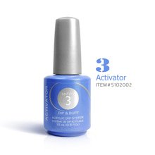 Entity Beauty Dip & Buff Glitter Acrylic Dip System - #3 Activator 0.5oz / 15ml