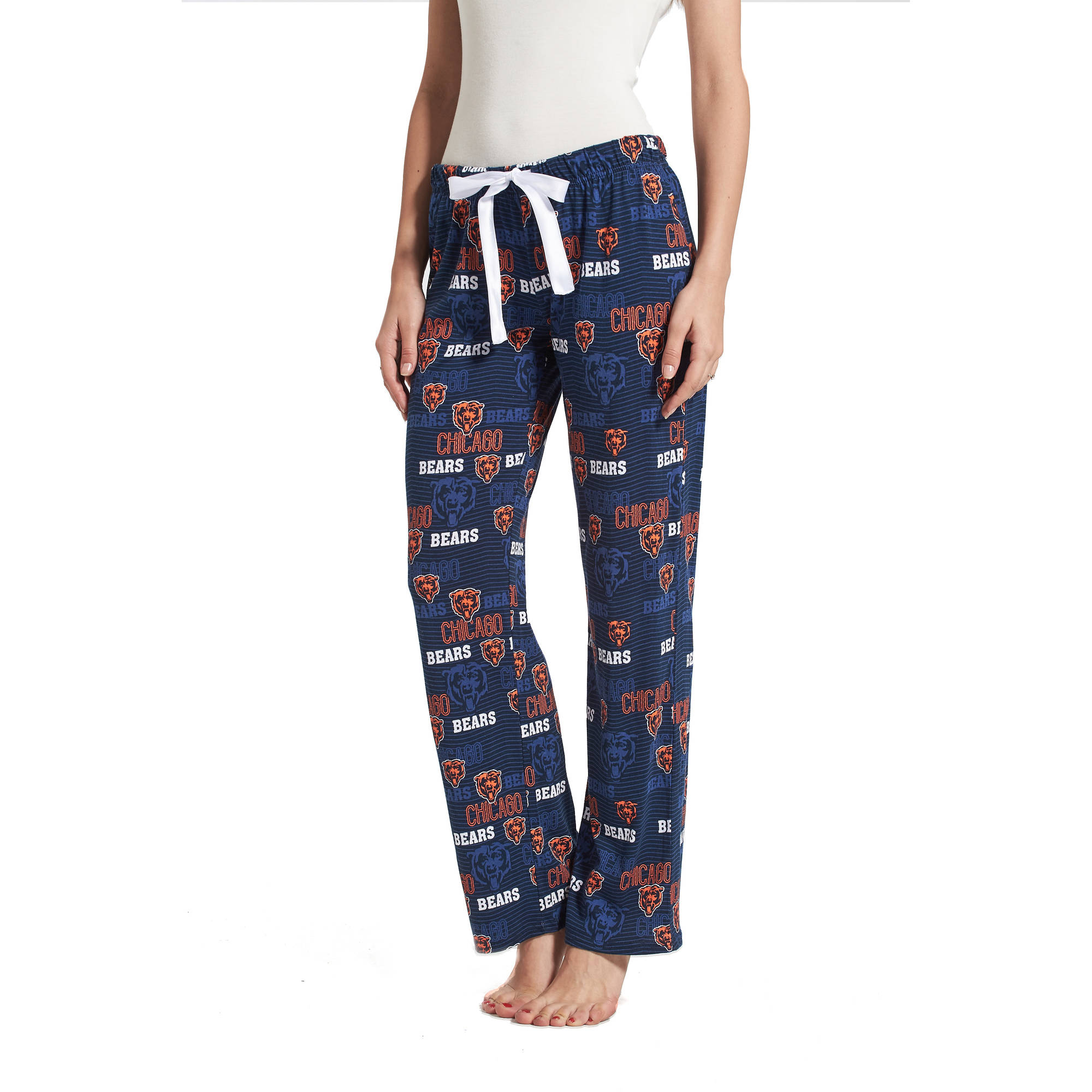 NFL Chicago Bears Sprint Ladies' AOP Knit Pant