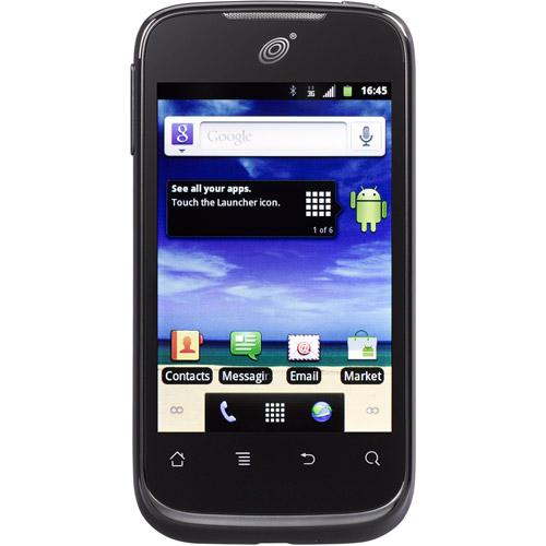 Straight Talk Huawei Ascend II 865 CDMA Android Phone