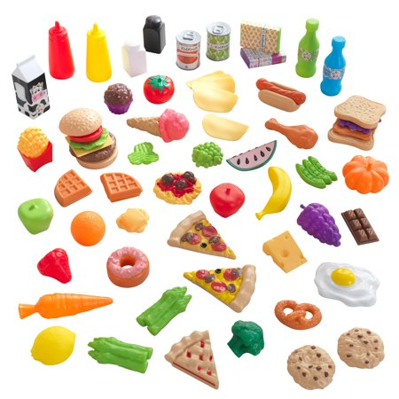 KidKraft 65-pc. Play Food Set