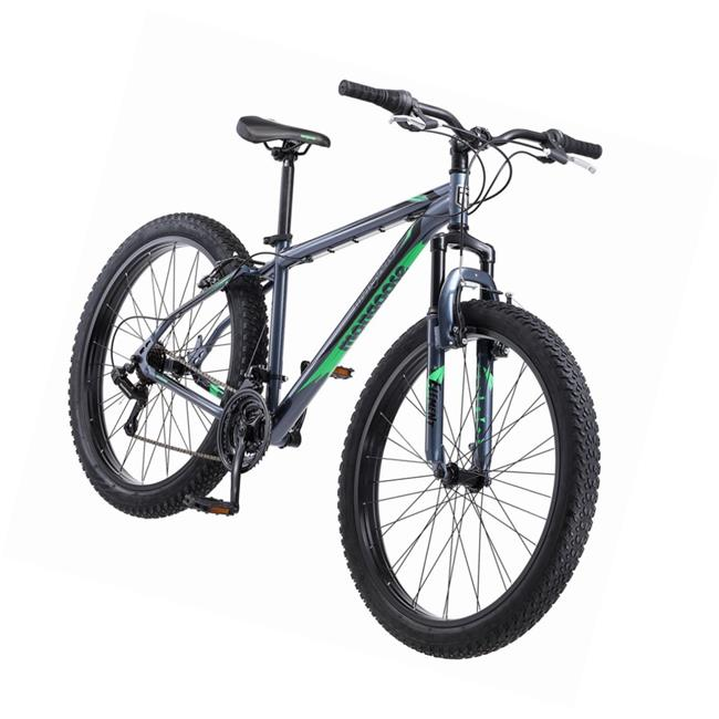 Mongoose Bicycles R5904A 27.5 in. Mens Rader Tire Fat Tir...