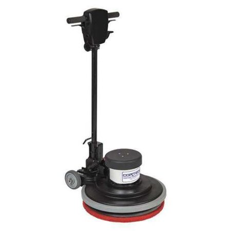 Floor Scrubber Polisher Cortech 485446tp Walmart Com