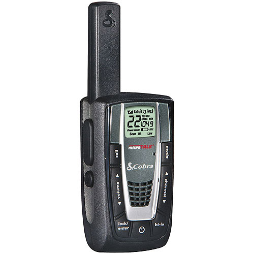 Cobra Value Pack 27-mile 22-Channel GMRS/FRS 2-Way Radio