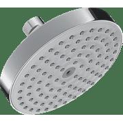 Hansgrohe Raindance S Showerhead 150 1-Jet, 2.5 GPM in Chrome