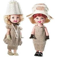 Barbie - Mattel Kelly I Love Lucy Dolls Giftset
