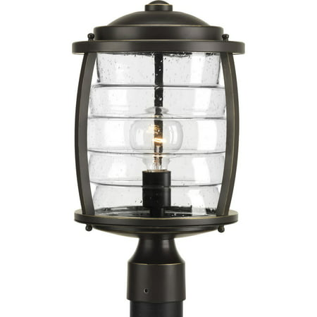 Signal Bay Collection One-Light Post Lantern