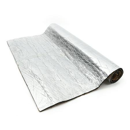 Automotive Sound Deadener Heat Insulation Deadening Material Proof Mat, 55'' x 39'' - image 4 of 6