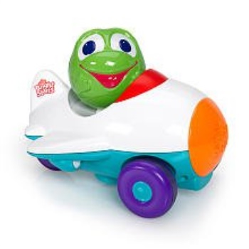 Bright Starts Having a Ball Press & Zoom Pals Airplane by
