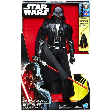 Star Wars Rebels Electronic Duel Darth Vader - Star Wars Decorating Ideas