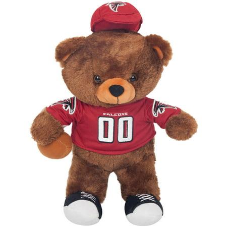 Atlanta Falcons Locker Room Buddy Dress Me Plush Bear Kit - No Size Falcon Easy Kit