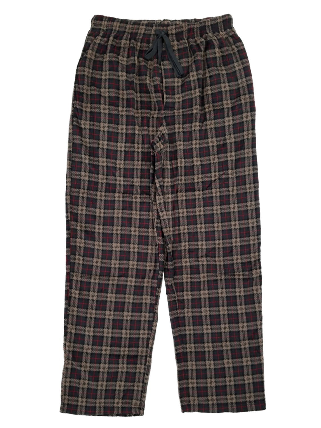 Stafford Mens Sleep Lounge Pajama Pants Grey Outdoors Camping Fishing Tent L-4XL