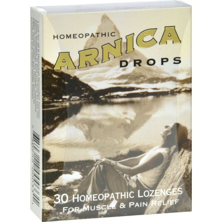 Historical Remedies Calm Drops - Historical Remedies Homeopathic Arnica Drops Repair and Relief Lozenges - Case of 12 - 30 Lozenges