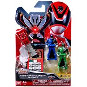 "Power Rangers 2.5"" Legendary Ranger Key Pack"