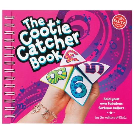 Klutz Cootie Catcher Book - Halloween Cootie Catchers