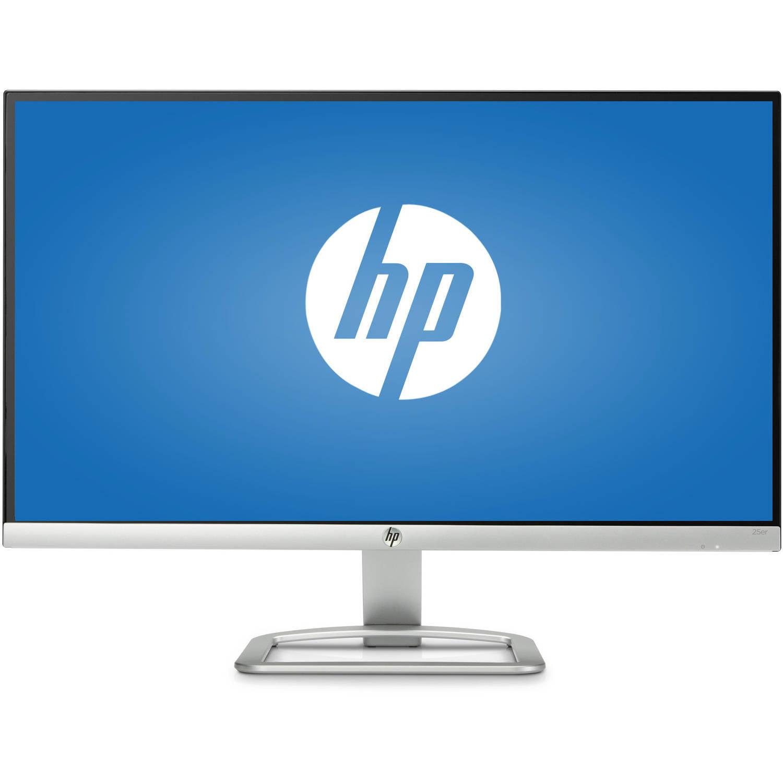"""HP 25"""" LED-Backlit Widescreen Monitor (25er Blizzard White)"""