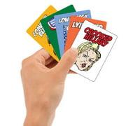 Trump Maid Card Game