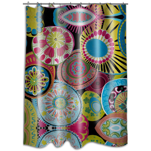 MOD Home Umbrella Frenzy Shower Curtain