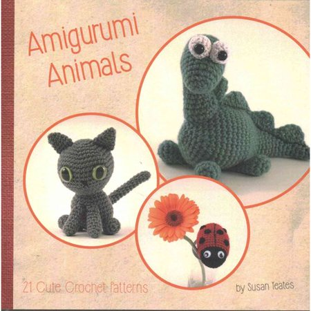 Amigurumi Animals  21 Cute Crochet Patterns